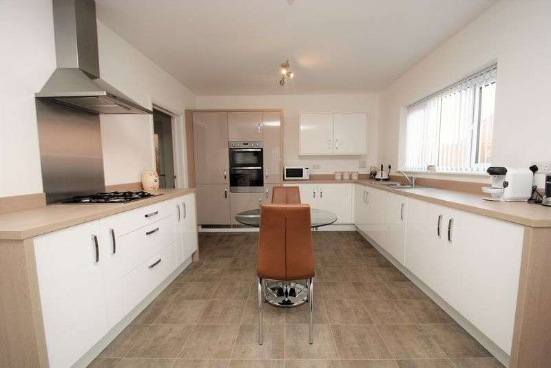 4 Bedrooms Detached House for sale in Brookfield Avenue, Middlesbrough
