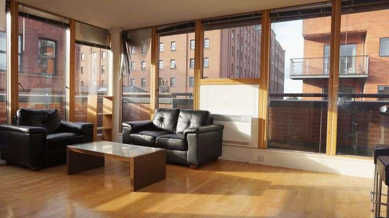 2 Bedrooms Flat for sale in Lockes Yard, Great Marlborough Street, Manchester