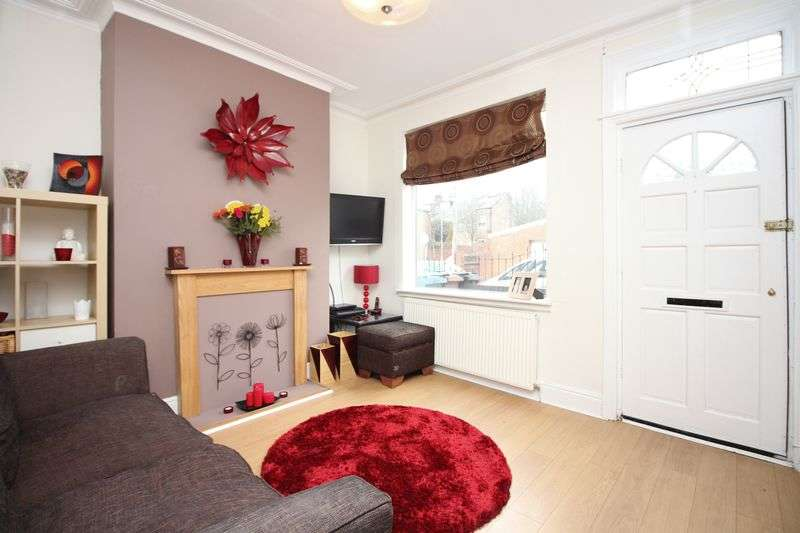 2 Bedrooms Terraced House for sale in Yates Street, Stockport SK1