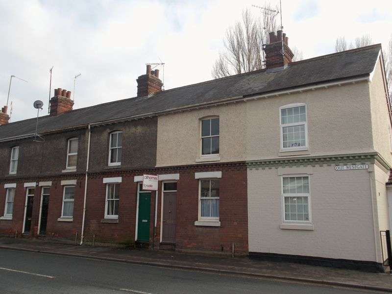 3 Bedrooms Terraced House for sale in Out Westgate, Bury St Edmunds