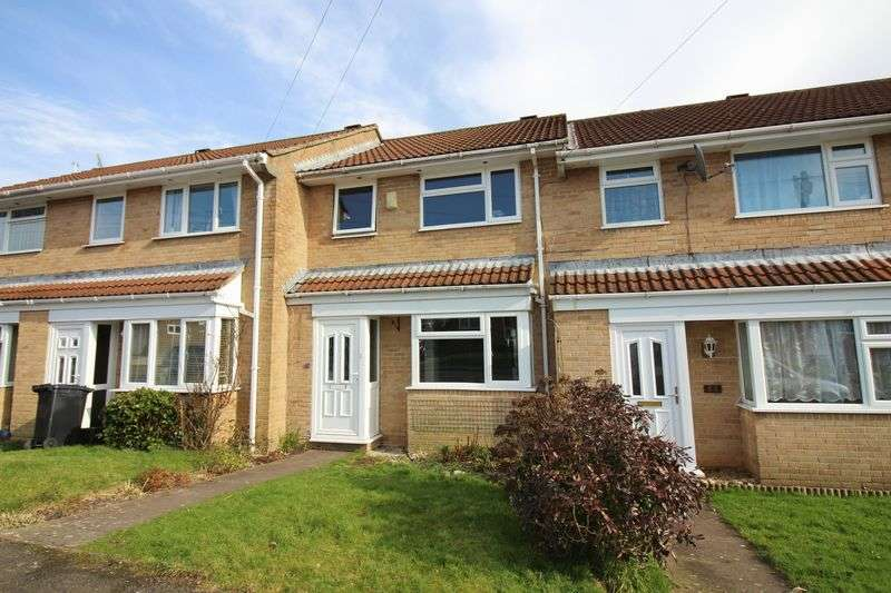 3 Bedrooms Terraced House for sale in Bubwith Close, Chard