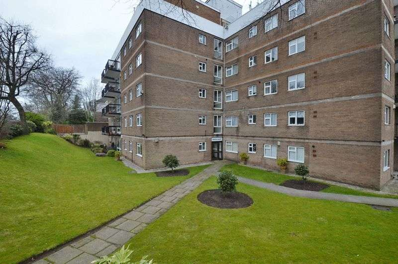 2 Bedrooms Flat for sale in Pinfold Court, Whitefield, Manchester