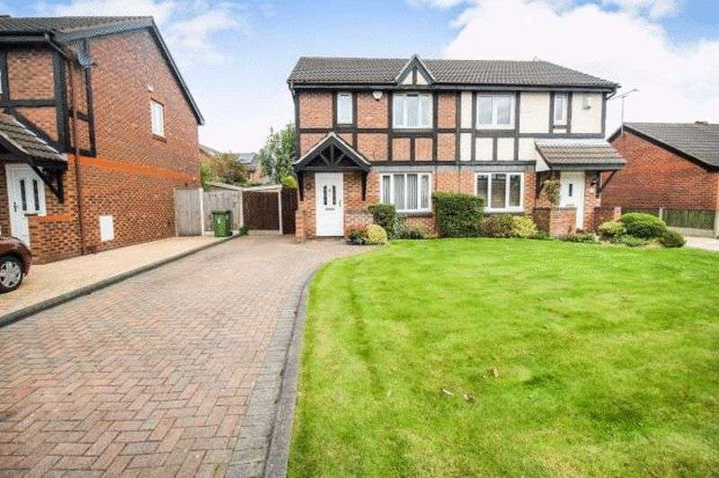 3 Bedrooms Semi Detached House for sale in The Fieldings, Maghull