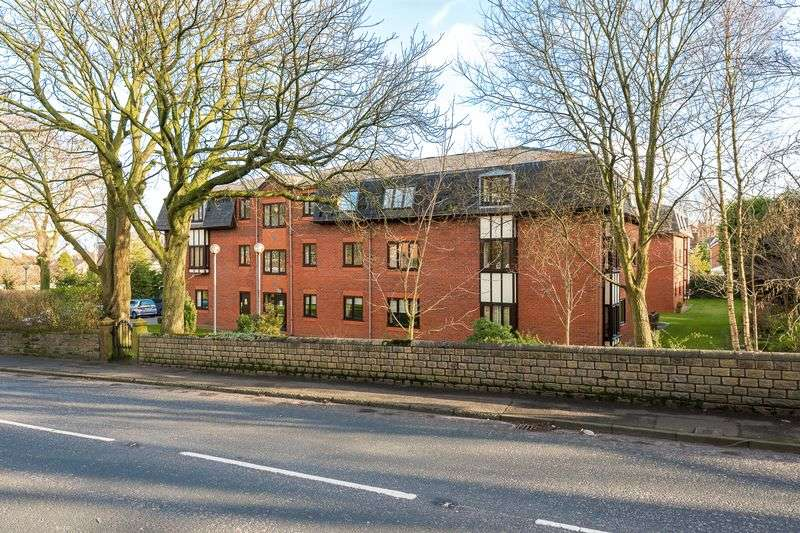 2 Bedrooms Flat for sale in Black Moss Lane, Ormskirk