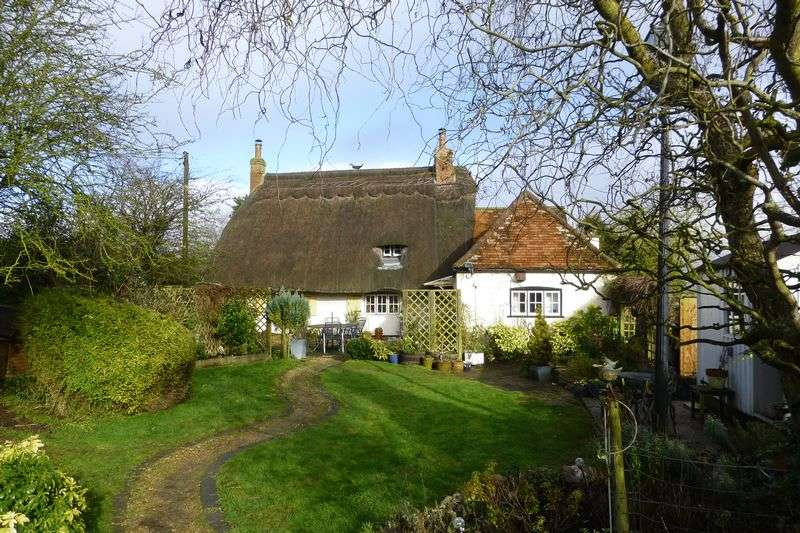 3 Bedrooms Cottage House for sale in Main Street, Grendon Underwood
