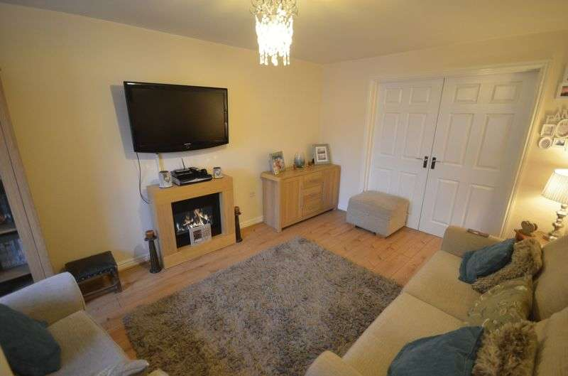 4 Bedrooms Detached House for sale in Ferrous Way, Lincoln