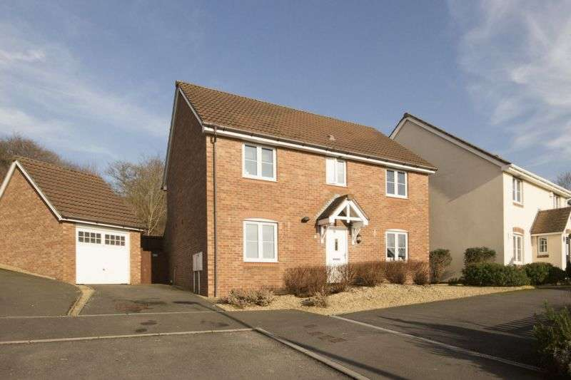 4 Bedrooms Detached House for sale in High Trees, Newport