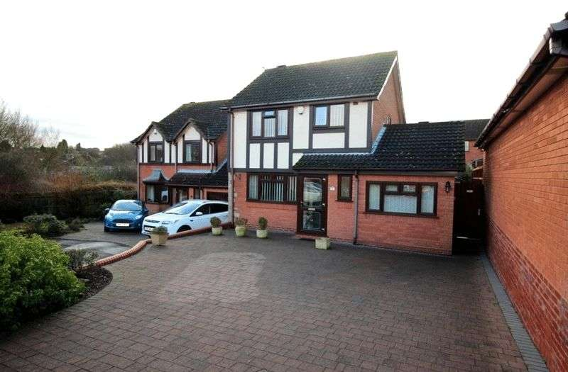 3 Bedrooms Detached House for sale in Wansbeck Walk, Woodsetton