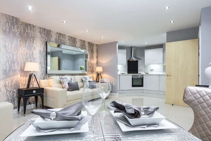 2 Bedrooms Apartment Flat for sale in Landmark Place, Churchill Way