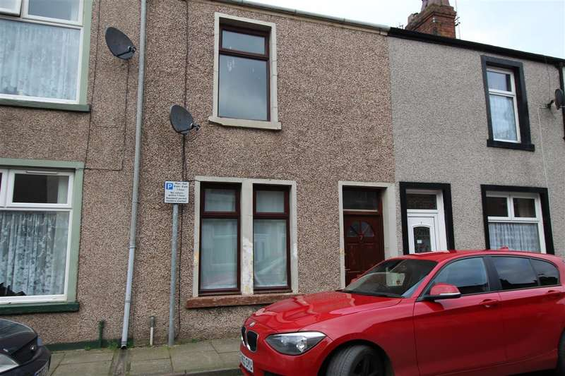 2 Bedrooms Terraced House for sale in Nelson Street, MILLOM