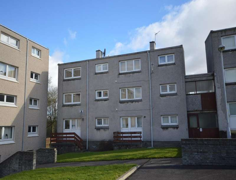 2 Bedrooms Flat for sale in Golfdrum Street, Dunfermline, KY12