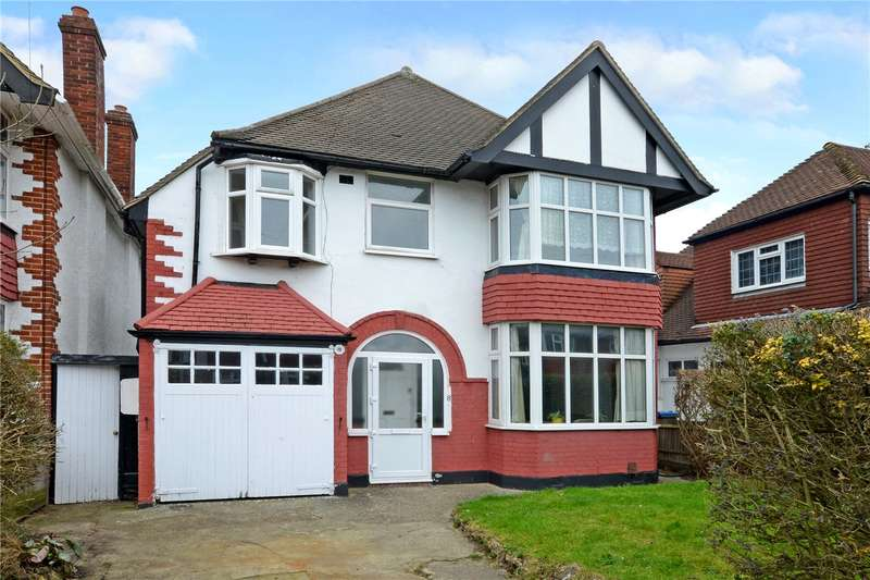 4 Bedrooms Detached House for sale in Turner Road, New Malden, Surrey, KT3