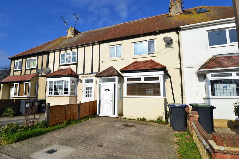 2 Bedrooms Terraced House for sale in Highgate Road, South Tankerton, Whitstable