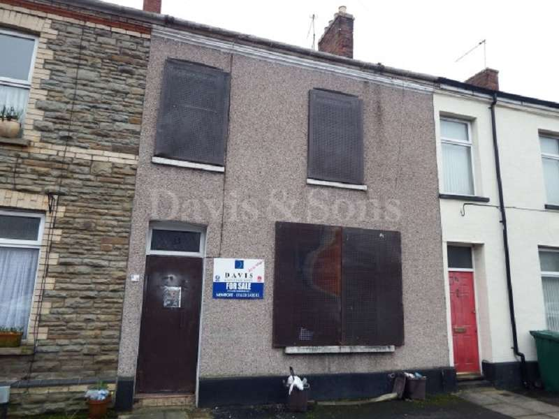 3 Bedrooms Terraced House for sale in Adeline Street, Newport, Gwent . NP20 2HD