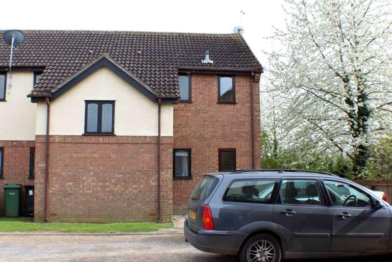 Studio Flat for sale in Kennet Close, Berinsfield, OX10