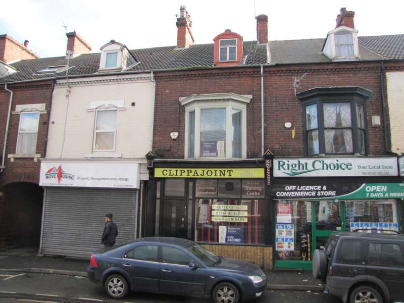 2 Bedrooms Terraced House for sale in Balby Road, Balby