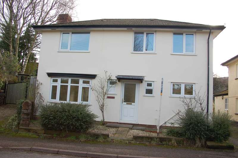3 Bedrooms Detached House for sale in Heatherlea, Wiveliscombe