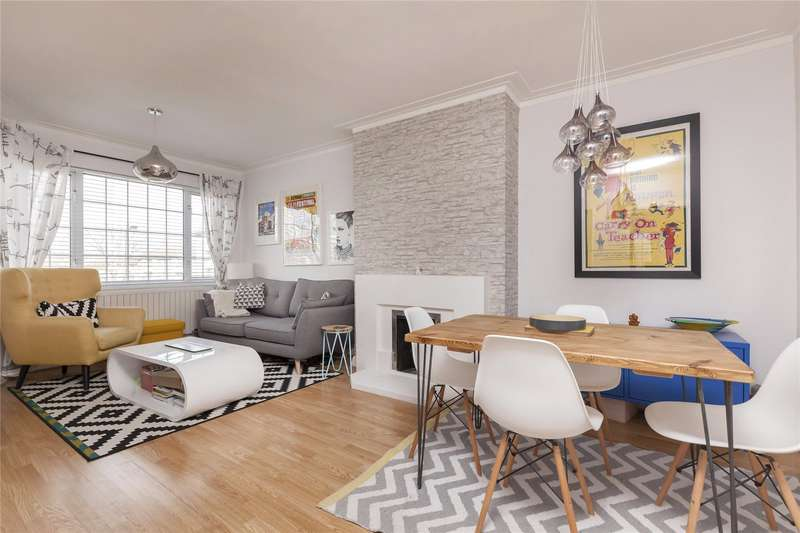 2 Bedrooms Apartment Flat for sale in Crown Point, Beulah Hill, London