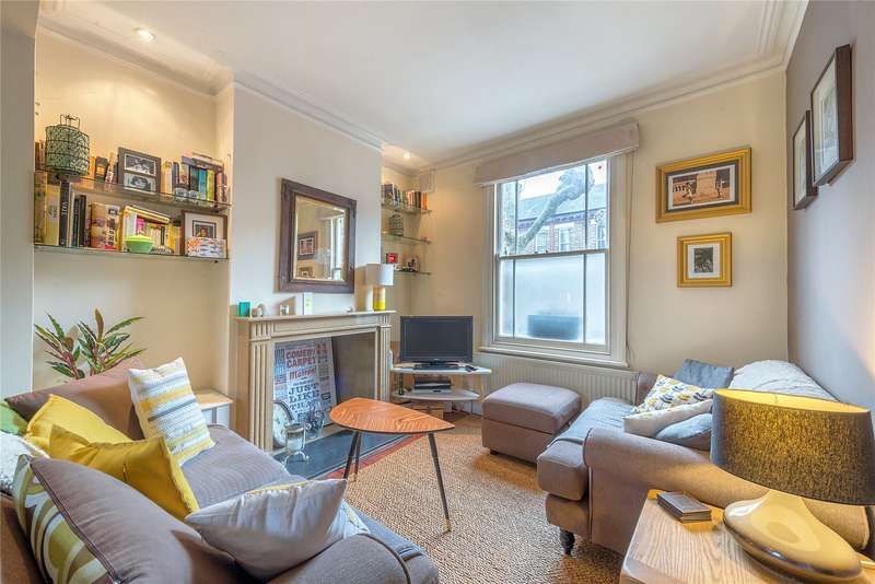 3 Bedrooms Terraced House for sale in Lothrop Street, London, W10