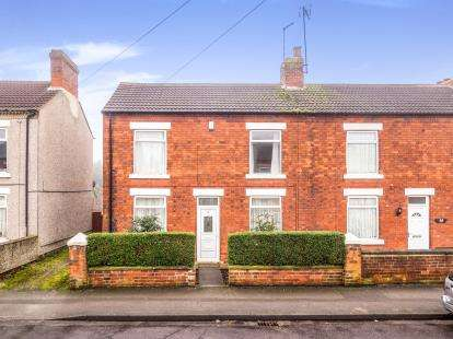 3 Bedrooms Semi Detached House for sale in Edward Street, Kirkby-In-Ashfield, Nottingham, Nottinghamshire