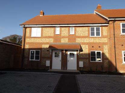 3 Bedrooms Terraced House for sale in Amesbury, Salisbury, Wiltshire