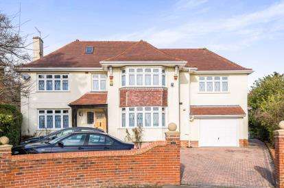 7 Bedrooms Detached House for sale in Bassett, Southampton, Hampshire