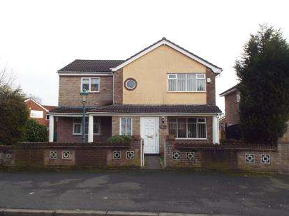 4 Bedrooms Detached House for sale in The Fairway, Manchester, Greater Manchester