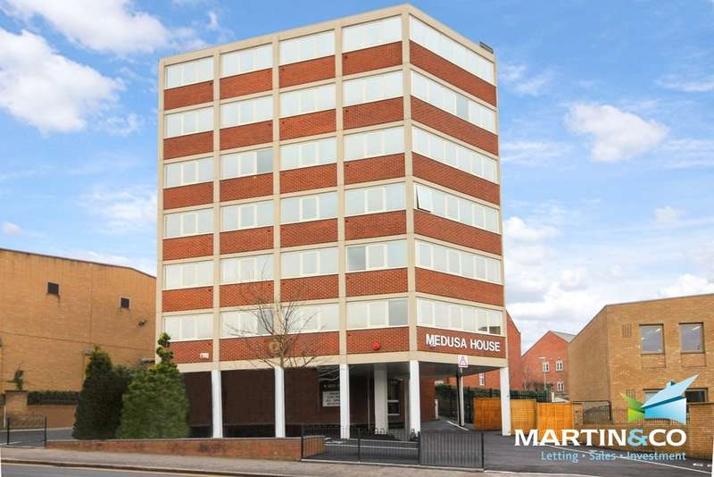 2 Bedrooms Flat for sale in Medusa House, St Johns Road, Stourbridge, DY8