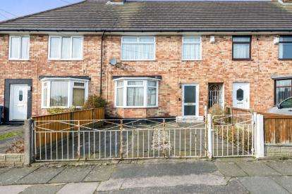 3 Bedrooms Terraced House for sale in Blacklock Hall Road, Liverpool, Merseyside, L24