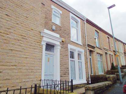 3 Bedrooms End Of Terrace House for sale in Brighton Terrace, Darwen, Lancashire, BB3