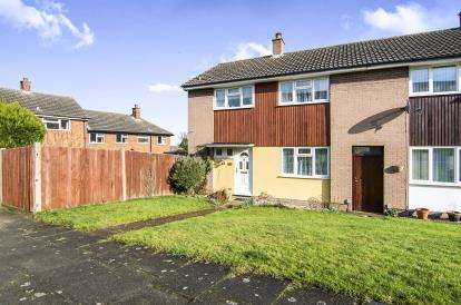 3 Bedrooms End Of Terrace House for sale in Harlow, Essex