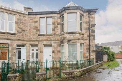 2 Bedrooms Flat for sale in Balvaird Crescent, Rutherglen, Glasgow, South Lanarkshire