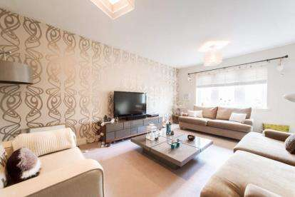 5 Bedrooms Detached House for sale in Harris Grove, The Ambles, Lindsayfield, South Lanarkshire