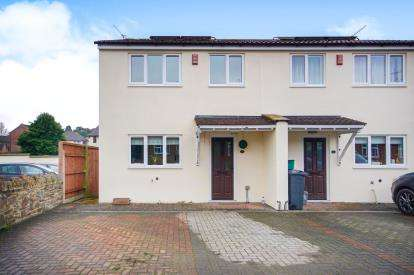 2 Bedrooms Semi Detached House for sale in Burdett Terrace, Lower Berrycroft, Berkeley, Gloucestershire