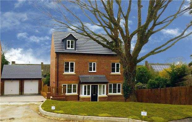 4 Bedrooms Detached House for sale in Plot 7, Orchard House, Robinswood Hill Farm, GL4 6SX