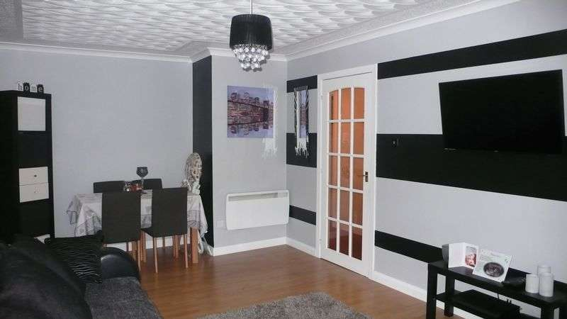 2 Bedrooms Flat for sale in Black Street, Rawyards, Airdrie