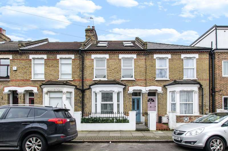 3 Bedrooms House for sale in Graveney Road, Tooting Broadway, SW17