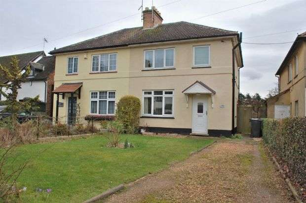 3 Bedrooms Semi Detached House for sale in Bants Lane, Duston, Northampton NN5 6AH