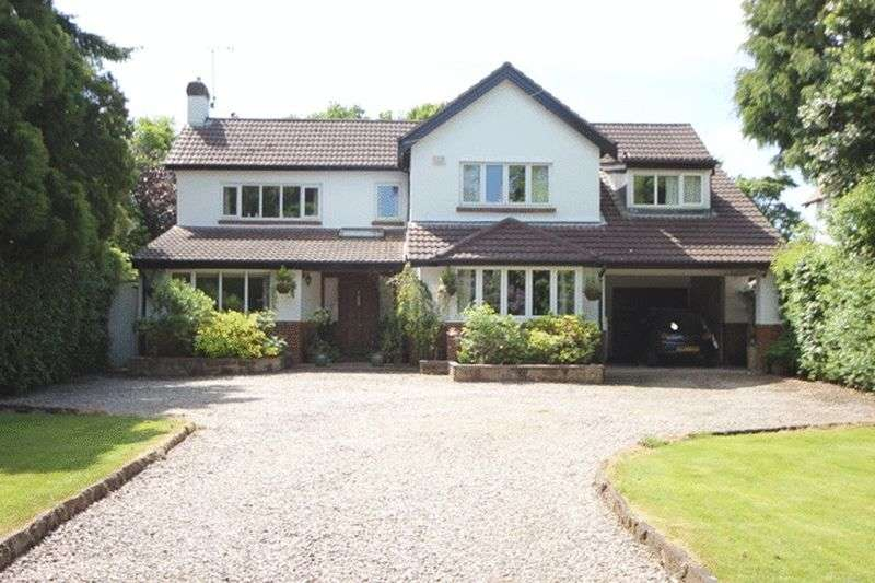 5 Bedrooms Detached House for sale in Gayton Lane, Gayton, Wirral