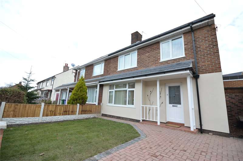 3 Bedrooms Semi Detached House for sale in Greenleigh Road, Allerton, Liverpool, L18
