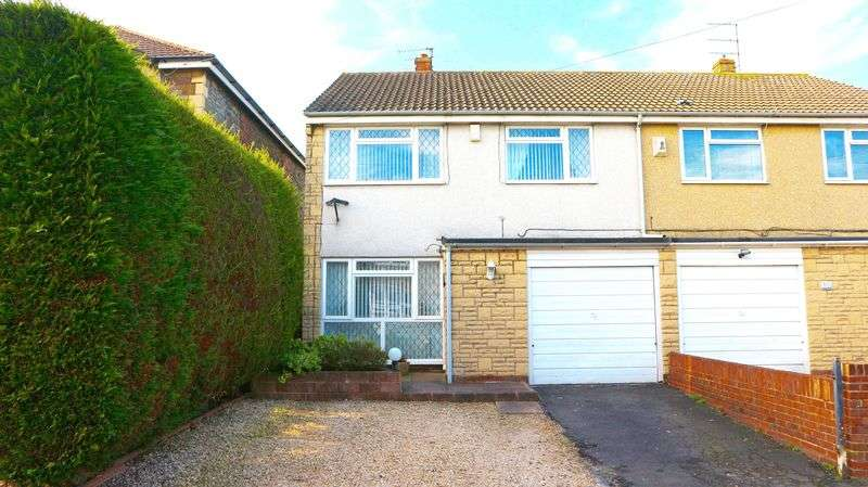 3 Bedrooms Semi Detached House for sale in Court Road, Bristol, BS15 9QD