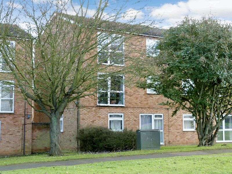 2 Bedrooms Flat for sale in Hedgebrooms, Welwyn Garden City