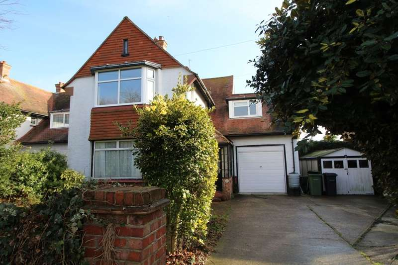 2 Bedrooms Flat for sale in Sutherland Avenue, Bexhill-On-Sea, TN39