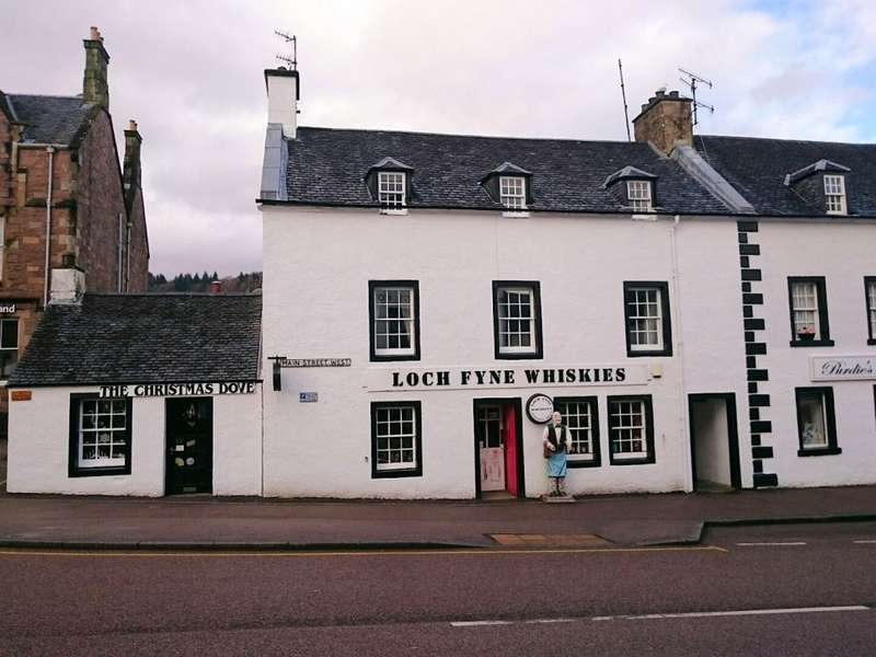 2 Bedrooms Flat for sale in 7 Main Street West, Inveraray, PA32 8TU