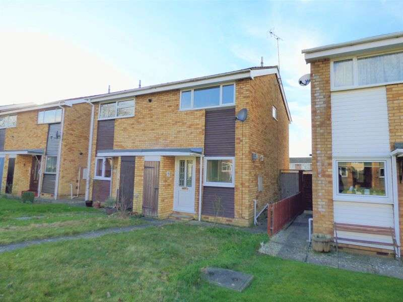 2 Bedrooms Semi Detached House for sale in Sycamore Close, Gloucester