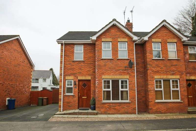 3 Bedrooms Semi Detached House for sale in 34 Bridgeford Meadows, Portadown