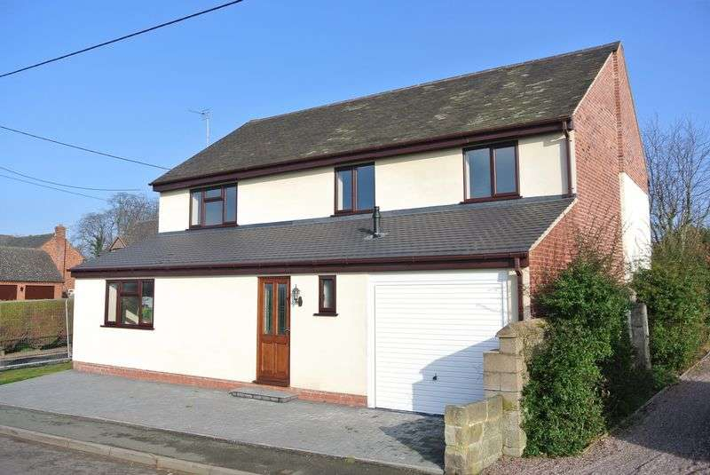 5 Bedrooms Detached House for sale in Park Lane, Shifnal, Shropshire,