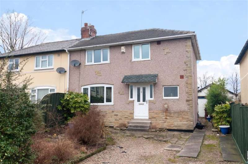 3 Bedrooms Semi Detached House for sale in Brookfield Gardens, Rodley, LS13