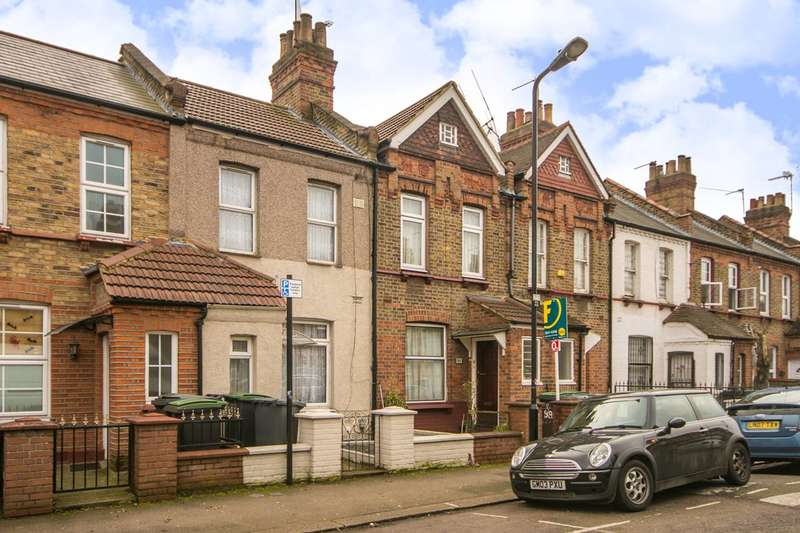 2 Bedrooms House for sale in Moselle Avenue, Wood Green, N22
