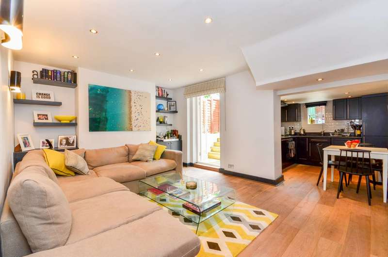 1 Bedroom Flat for sale in Gayton Road, Hampstead, NW3